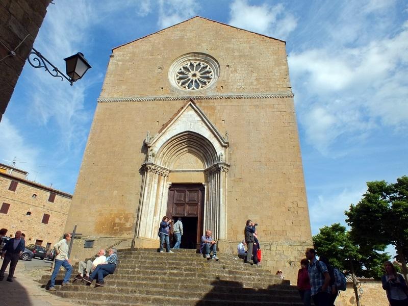chiesa monticchiello