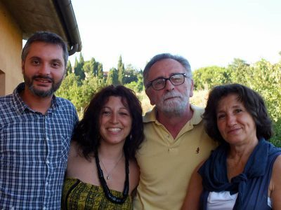A Tuscan Family